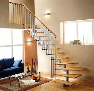 Ideias decoração mobiliário | Escadas em carvalho