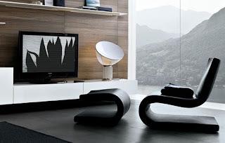 Ideias decoração mobiliário | Painel de carvalho parede