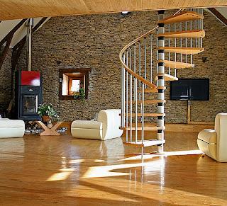 Ideias decoração mobiliário | Chão flutuante carvalho natural