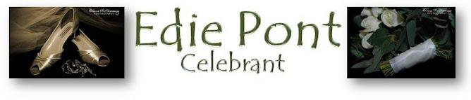 Edie Pont Celebrant