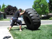 Sacramento Tire Flip