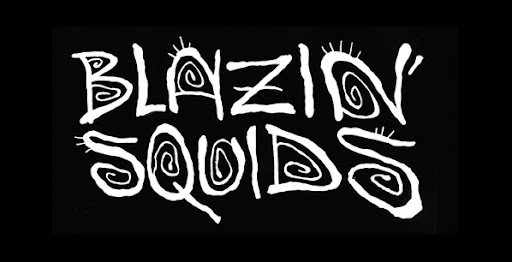 Blazing Squids - Art and Underground Culture mag
