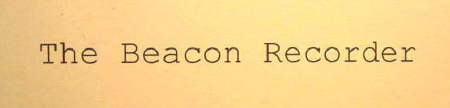 The Beacon Recorder