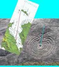 Lineas equinociales. La orientación del laberinto de Mogor.