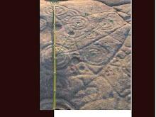 Ojos, caras, bocas. Geometría y figuración en  Pedra dos Mouros (Mogor)