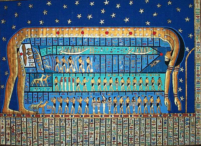 Egypt, Cradle of Civilization: Egyptian Astronomy
