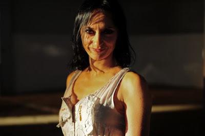 Angélica Liddell, foto de Susana Paiva