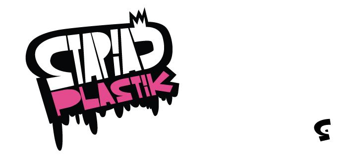 stapiać plastik