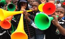 Vuvuzelas de todo o mundo, calai-vos!