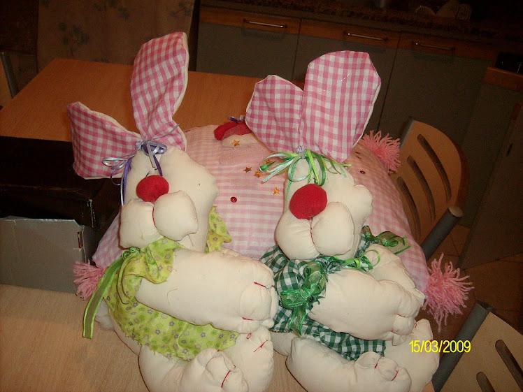 Conejas de Pascua