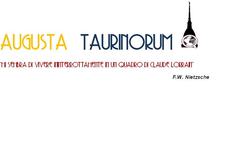 AUGUSTA TAURINORUM Q: la grande Torino