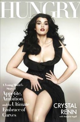 Crystal Renn on the cover of Hungry