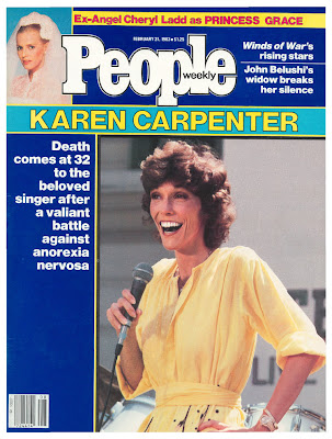 Karen Carpenter People Magazine