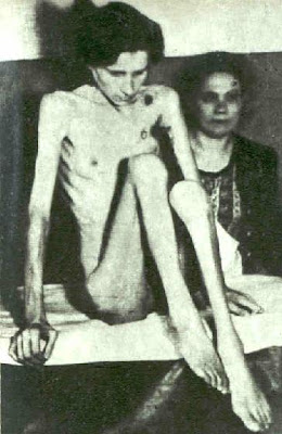 Survivor of the Nazi death camp, Auschwitz