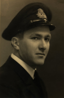 Lieutenant Commander Philip Henry, RCN (Royal Canadian Navy)