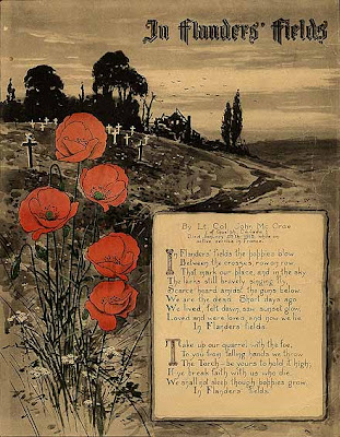 Remembrance Day, In Flanders Fields