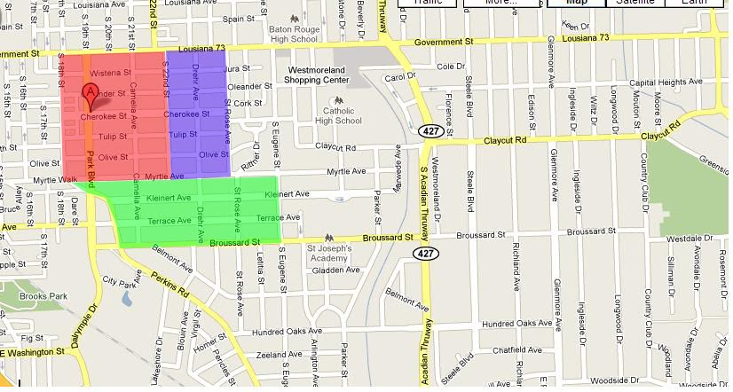 garden district new orleans walking tour map. Maps New Orleans Map Garden District Self D Walking Tour