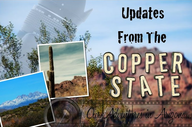 Updates from the Copper State
