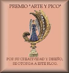 """PREMIO""""ARTE Y PICO"""
