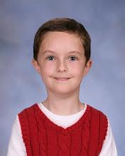 Jadon - 7 years - 1st Grade