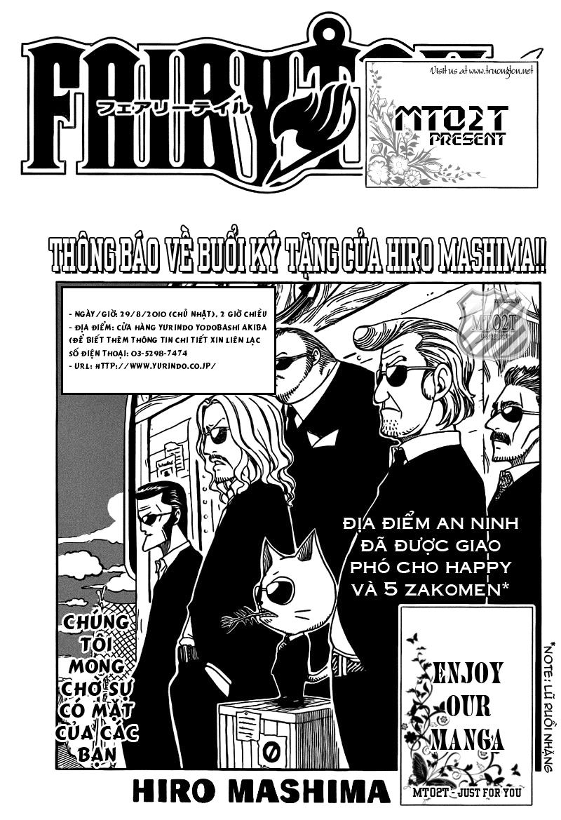 Fairy Tail chap 195 page 1 - IZTruyenTranh.com