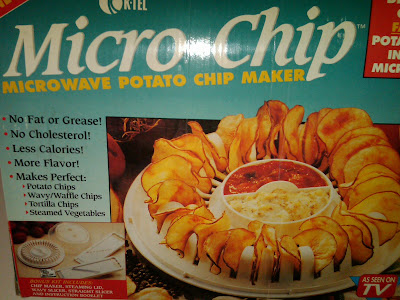 French Fry Diary 75 K Tel Micro Chip