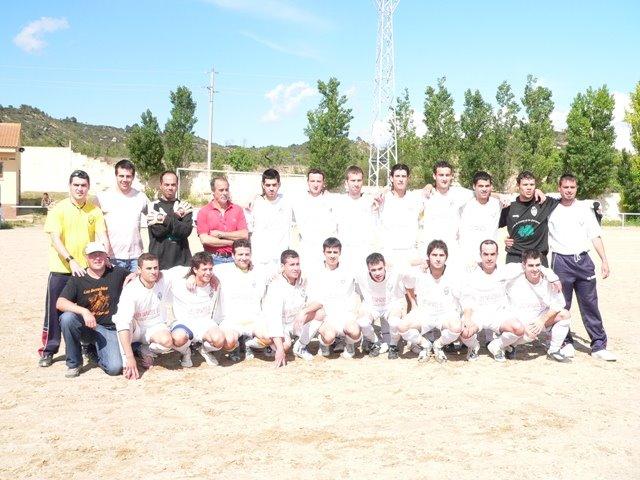 PLANTILLA 2007-2008