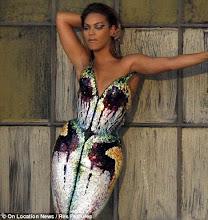 Jazzberry mellow dee - Beyonce diva video ...