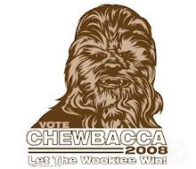 Os Wookies também podem ser candidatos