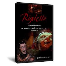Opera Rigoletto en animación