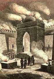 Fajro Templo