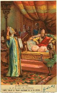 Zoroastro cxe Visxtaspa