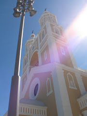 Novo cal na Catedral