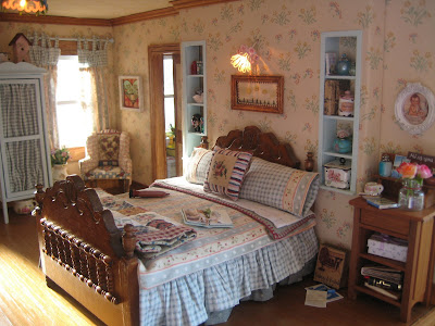 Bedroom liberty...miniature / Dormitorio libertad... miniatura Main