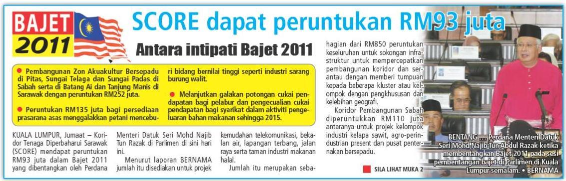 Sedikit Petikan Akhbar Popular Di Sarawak Yang Sempat Penulis Baca