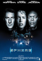 Sphere DVD Cover