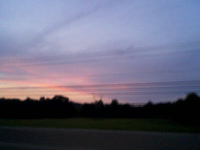 Pinkish Sunset 4