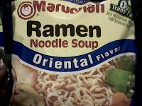 Oriental Ramen Noodles