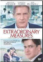 Extraordingar Measures DVD