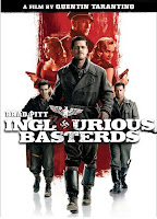 Inglourious Basterds DVD Cover