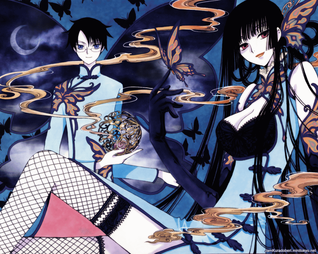 Animes  Xxxholic1024zn3