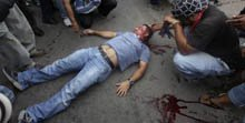 Honduras: Violenta represión a manifestantes, detienen a dirigentes populares