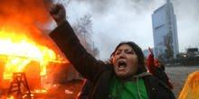 Andha Chile exige justicia por asesinato de hermano mapuche