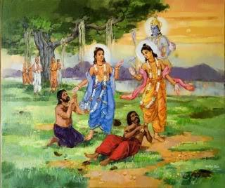 Nityananda The Jagai Madhai Episode | RM.