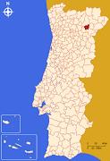 Localização de Vila Flor