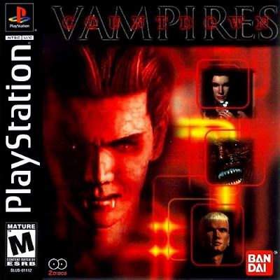 Granville Video games: Countdown Vampires Ps1 Game Free Full Download