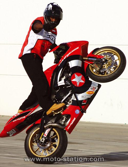 bikes stunts
