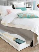 Cama box. Se você tem um quarto de dormir, daqueles de verdade, .