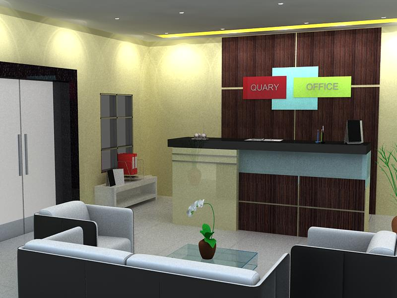 Interior Design Freelance Quary Office 2010