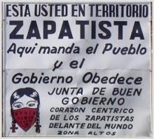 TERRITORIO ZAPATISTA